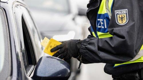 Corona-News-Ticker: Bundespolizei kontrolliert Grenzen im Norden