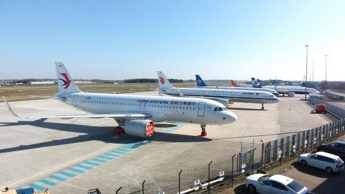 Wieder Betrieb am Flughafen Rostock-Laage