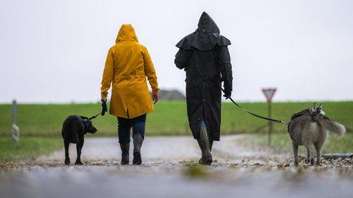 """""""Ignatz"""" nimmt Fahrt auf: Sturmtief pustet den Norden durch"""