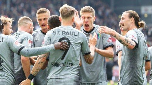 St. Pauli zündet Offensivfeuerwerk - 4:1 gegen Ingolstadt