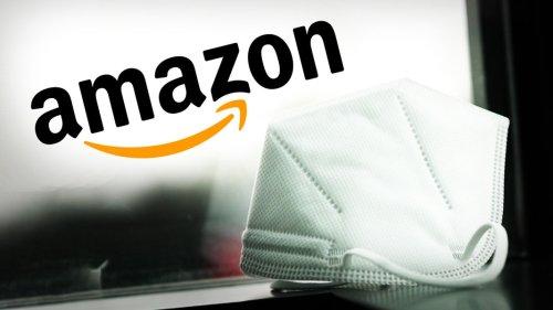 Amazon verbietet Mitarbeitern FFP2-Masken