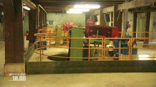 Strom durch Wasserkraft aus Gronau