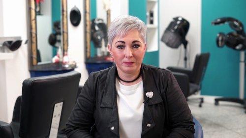 """Friseurhandwerk in Anklam, Melanie Falk: """"Ich habe Existenzängste"""""""