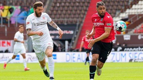 Hannover 96 gewinnt Nordduell beim FC St. Pauli