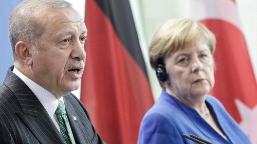 Geschätzte Freundin, erduldeter Partner - Merkel in der Türkei