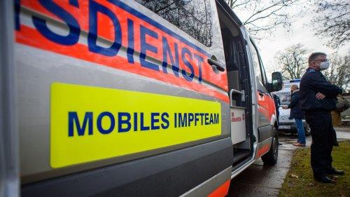 Göttingen hat bislang nur ein mobiles Impfteam im Einsatz