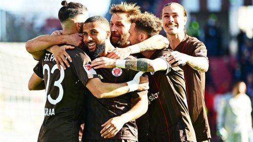 FC St. Pauli: Begeisterung ja, Aufstiegs-Euphorie nein
