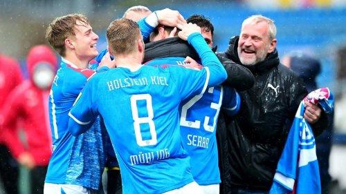 Holstein Kiel vor Bundesliga-Aufstieg: So groß wie der Titel 1912