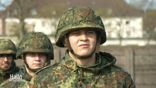 Ausbildungsstart für Freiwilligen Wehrdienst im Heimatschutz