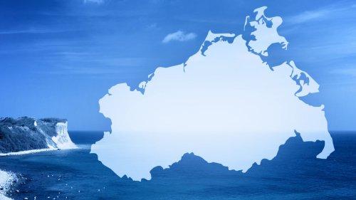 Vorpommern: Zwei schwere Baumunfälle