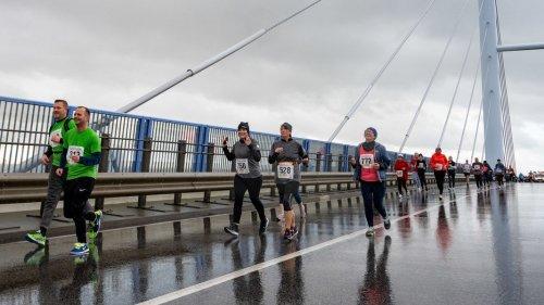 Sportlicher Nordosten: Rügenbrücken-Marathon und Tour d'Allee