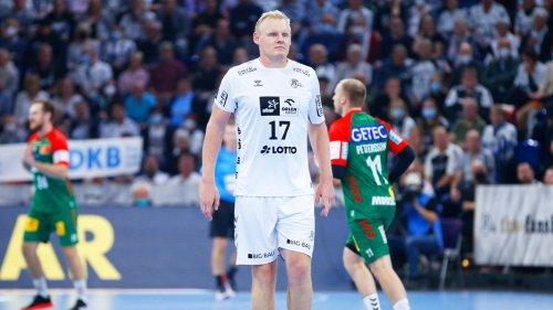 THW Kiel verliert gegen Tabellenführer SC Magdeburg