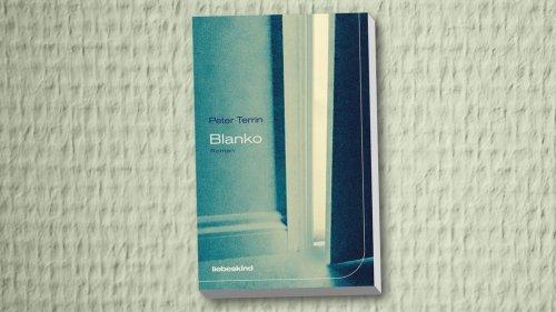 """""""Blanko"""": Ein beklemmender Roman von Peter Terrin"""