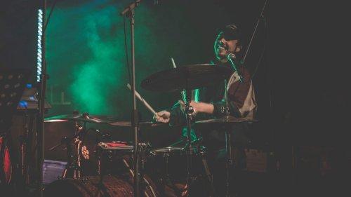 Schlagzeuger Silvan Strauß Gewinner Hamburger Jazzpreis 2021