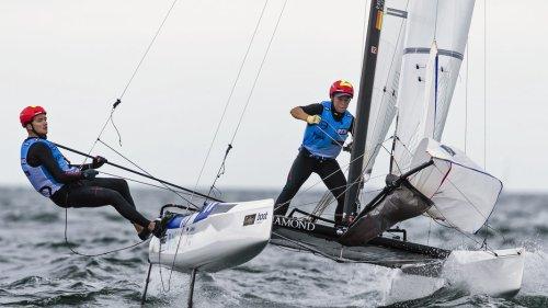 Segler Kohlhoff glaubt an seinen Traum - und kämpft sich zurück