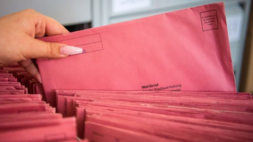 Behörden durch Ansturm auf Briefwahl überlastet