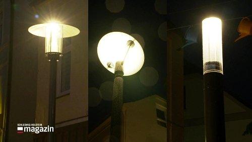 Bad Segeberg: Bürger entscheiden über Straßenbeleuchtung