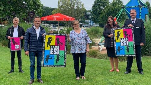 Nordhorn: Kampagne gegen sexuelle Belästigung in Bädern