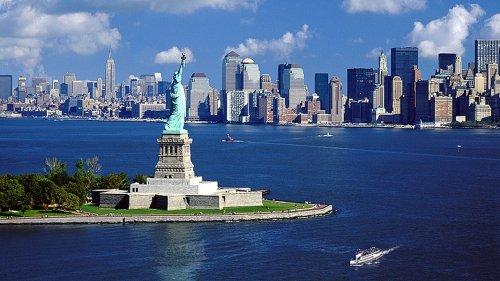 Gouverneur Peter Minuit kauft Manhattan