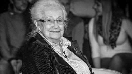 Holocaust-Überlebende Erna de Vries aus Lathen gestorben