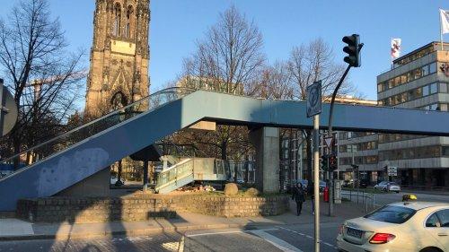 Abriss der Cremonbrücke in Hamburg beginnt am Donnerstag