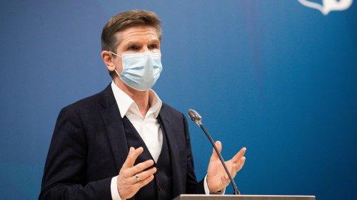Coronavirus-Blog: Garg kritisiert ungeimpftes Pflege-Personal