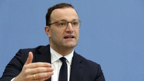 Corona-News-Ticker: Minister Spahn verteidigt seinen Vorstoß
