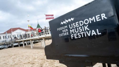 David Geringas eröffnet Usedomer Musikfestival in Peenemünde