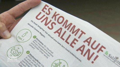 Vechta und Salzgitter: Woher kommt die Inzidenz von über 300?