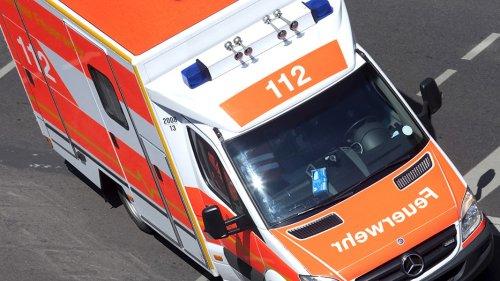 Tödlicher Unfall in Tarp: Güterzug erfasst Mann mit Fahrrad
