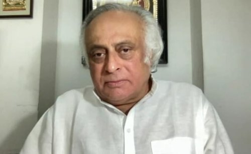 Must Solve Leadership Issue One Way Or Another: Congress's Jairam Ramesh