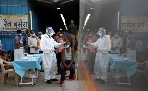 """Third Wave """"Inevitable, Could Hit India In 6 To 8 Weeks"""": AIIMS Chief"""