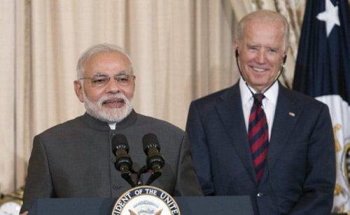 """Dear POTUS, We The Indian Farmers..."": Tweet Tags Biden Before PM Meet"
