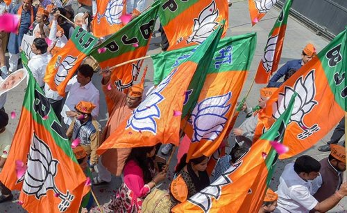 Collector Not Allowed To Take Charge In Maharashtra District, BJP Alleges Politics