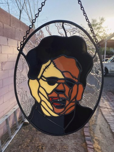 Texas Stained Glass Massacre
