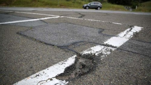 New Zealand Man Paints Penises On Potholes To Fill Them Up Faster