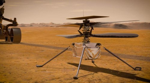 What Went Wrong With NASA's Mars Helicopter?