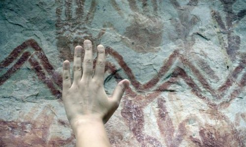 'Sistine Chapel Of The Ancients' Found In The Amazonian Rainforest
