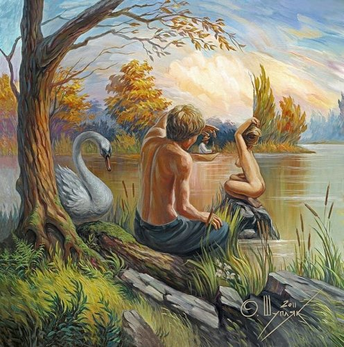 Surreal Portraits of Famous Artists and Thinkers
