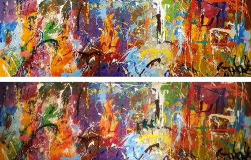This Couple Accidentally Vandalized A $450,000 Artwork