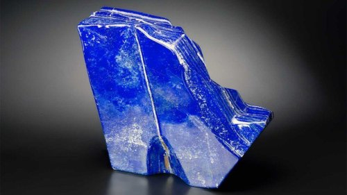 Lapis Lazuli's Color Was Once Considered Godlike