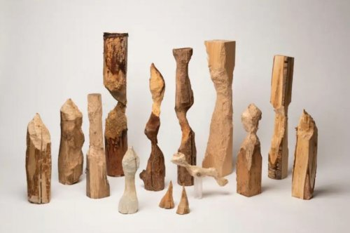 Majestic Sculptures Made By Beavers