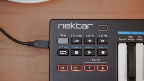 Impact GX Mini ▷ MIDI Controller Keyboard   Mini Keyboard   DAW Control