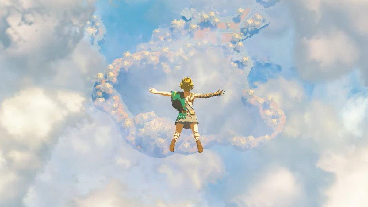 Nintendo Shares New LEGEND OF ZELDA: BREATH OF THE WILD 2 Update - Nerdist