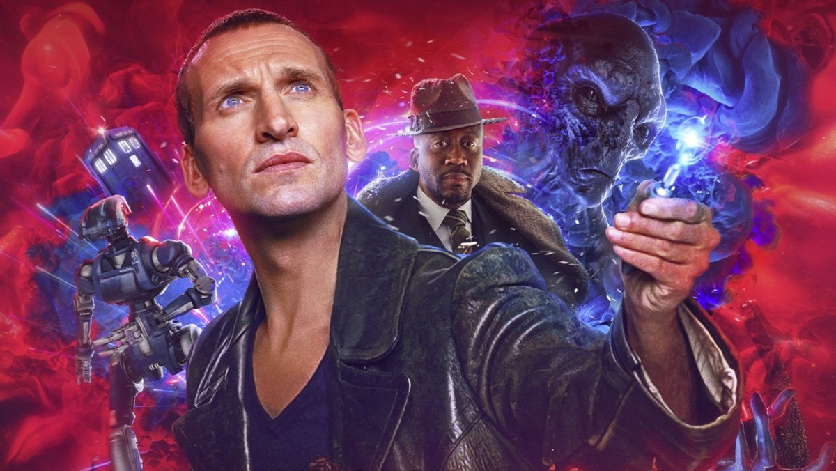 The Ninth Doctor Takes House Calls in New DOCTOR WHO Dramas - Nerdist