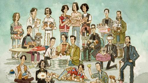 You Can Buy Artwork Featuring 17 Keanu Reeves Characters - Nerdist