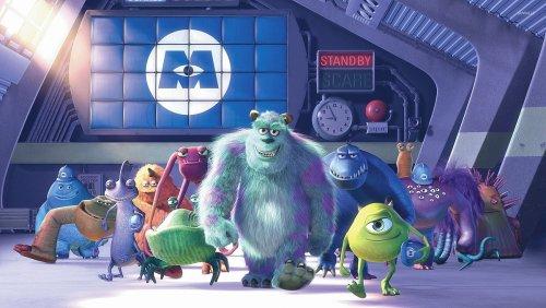 Disney+'s MONSTERS, INC TV Series Drops Its First Image - Nerdist