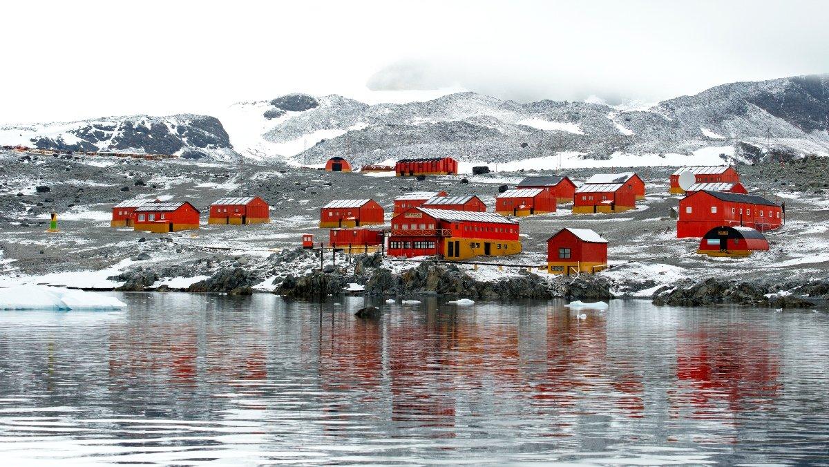 Antarctica Records New, Record-High Temperature - Nerdist