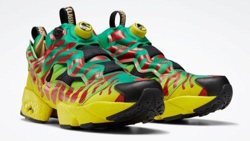 Reebok's New JURASSIC PARK Sneakers Are Dino-Mite - Nerdist