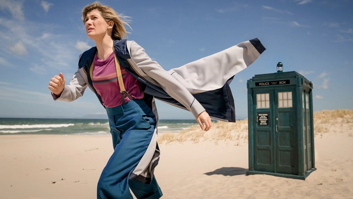 Jodie Whittaker and Chris Chibnall to Leave DOCTOR WHO - Nerdist